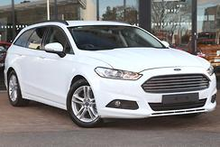 2016 Ford Mondeo Ambiente MD Auto Automatic