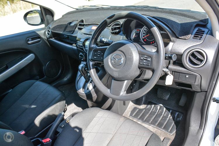 2012 Mazda 2 Neo DE Series 2 Auto MY12