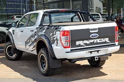 2013 Ford Ranger XL PX Manual 4x4 Double Cab Manual
