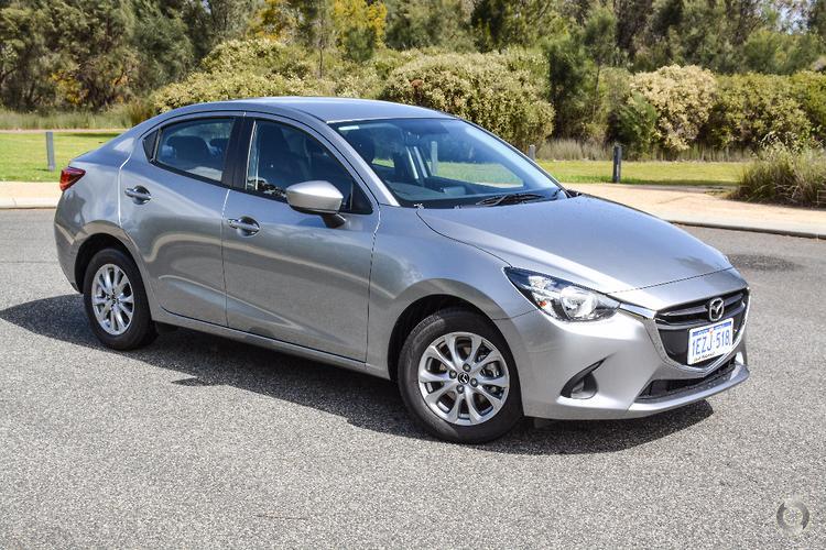 2016 Mazda 2 Neo DL Series Auto
