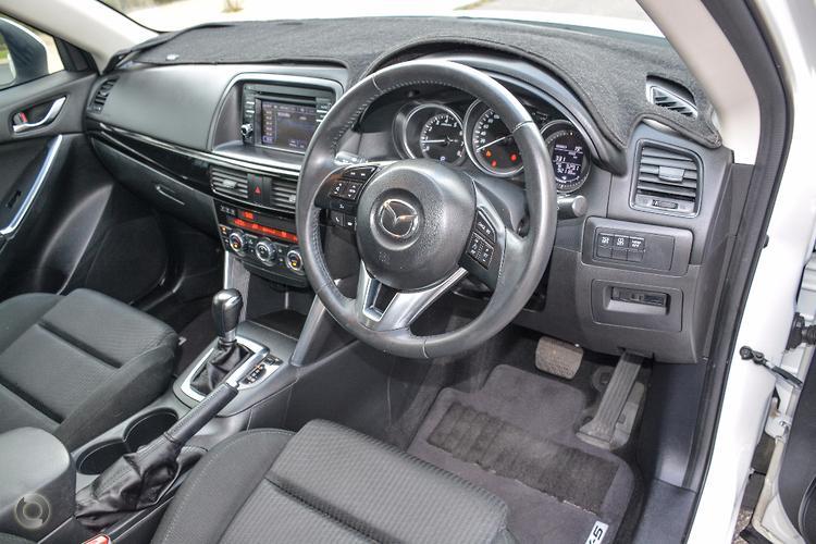 2013 Mazda CX-5 Maxx Sport KE Series Auto