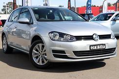 2016 Volkswagen Golf 92TSI Comfortline 7 Auto MY16 Automatic