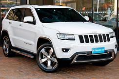 2014 Jeep Grand Cherokee Limited Auto 4x4 MY15 Automatic