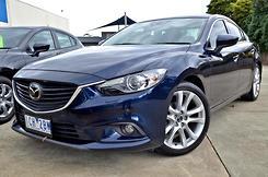 2014 Mazda 6 Atenza GJ Auto Automatic