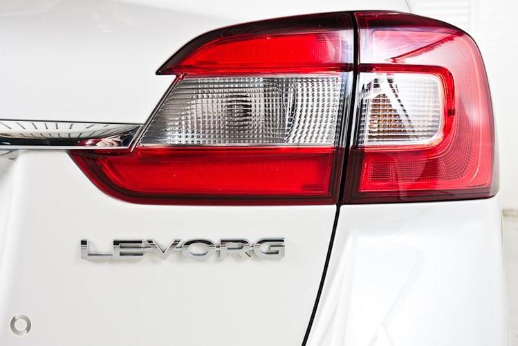2017 Subaru Levorg 2.0 GT V1 Auto AWD MY17