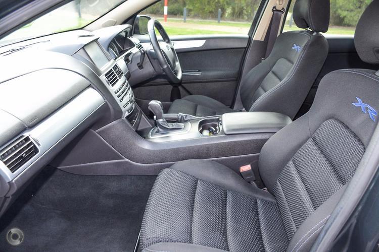 2012 Ford Falcon XR6 FG MkII Auto