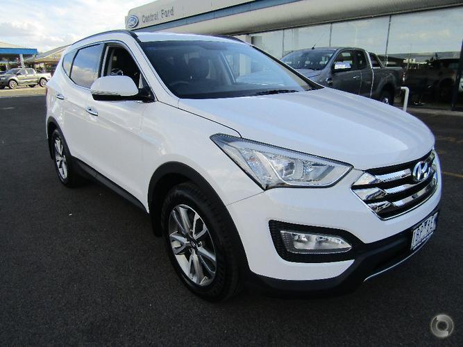 2014 Hyundai Santa Fe Elite Auto 4x4
