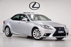 2016 Lexus IS300h Luxury Auto Automatic