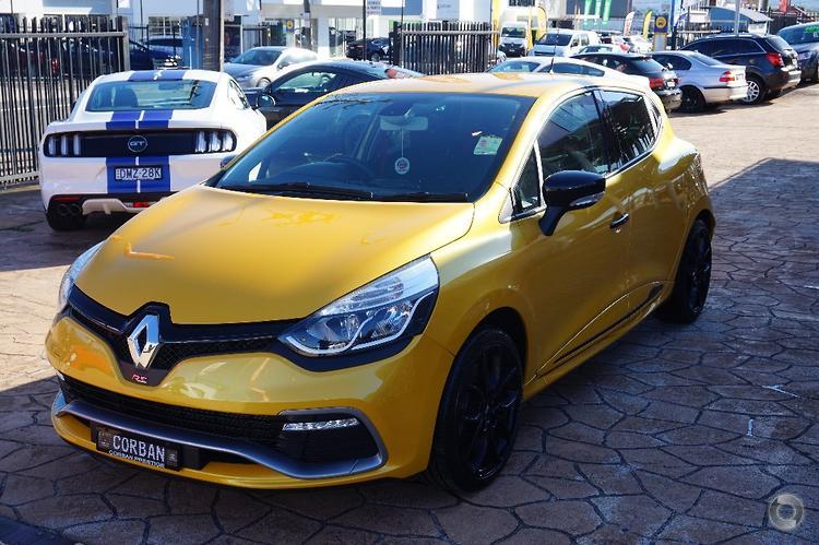 2015 Renault Clio R.S. 200 Sport Auto