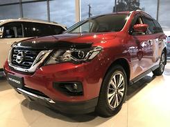 2017 Nissan Pathfinder ST-L R52 Auto 2WD MY17 Automatic
