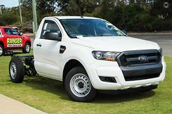2016 Ford Ranger XL PX MkII Manual 4x2 Manual