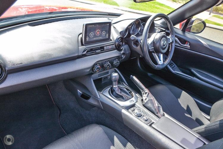 2015 Mazda MX-5 ND Auto
