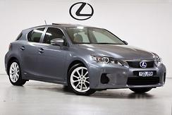 2011 Lexus CT200h Luxury Auto Automatic