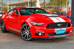2016 Ford Mustang GT FM Auto Automatic