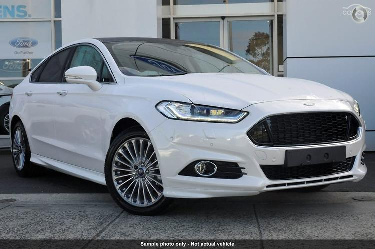 2017 Ford Mondeo Titanium MD Auto MY17 Automatic & 35 Demo Cars for sale in Townsville QLD - Carmichael Ford markmcfarlin.com