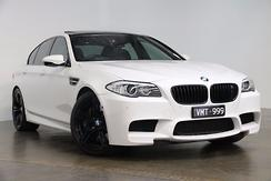 2012 BMW M5 F10 Auto MY12 Automatic