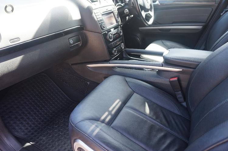 2011 Mercedes-Benz GL350 CDI Luxury Auto 4x4 MY10