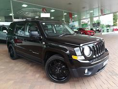 2014 Jeep Patriot Limited Auto 4x4 MY14 Automatic