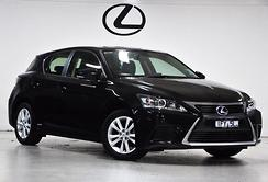 2016 Lexus CT200h Luxury Auto Automatic