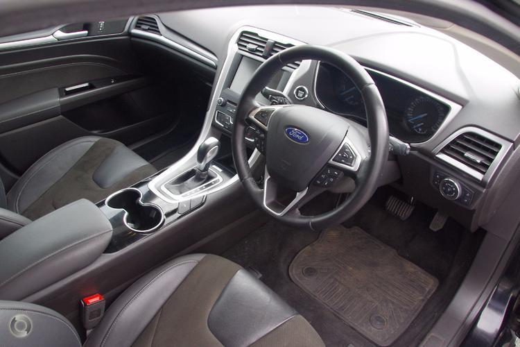 2015 Ford Mondeo Trend MD Auto
