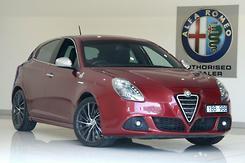 2011 Alfa Romeo Giulietta QV Manual Manual