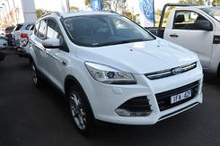 2015 Ford Kuga Titanium TF MkII Auto AWD MY15 Automatic