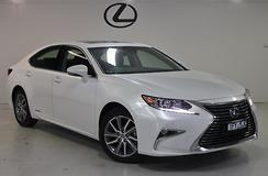 2015 Lexus ES300h Luxury Auto Automatic