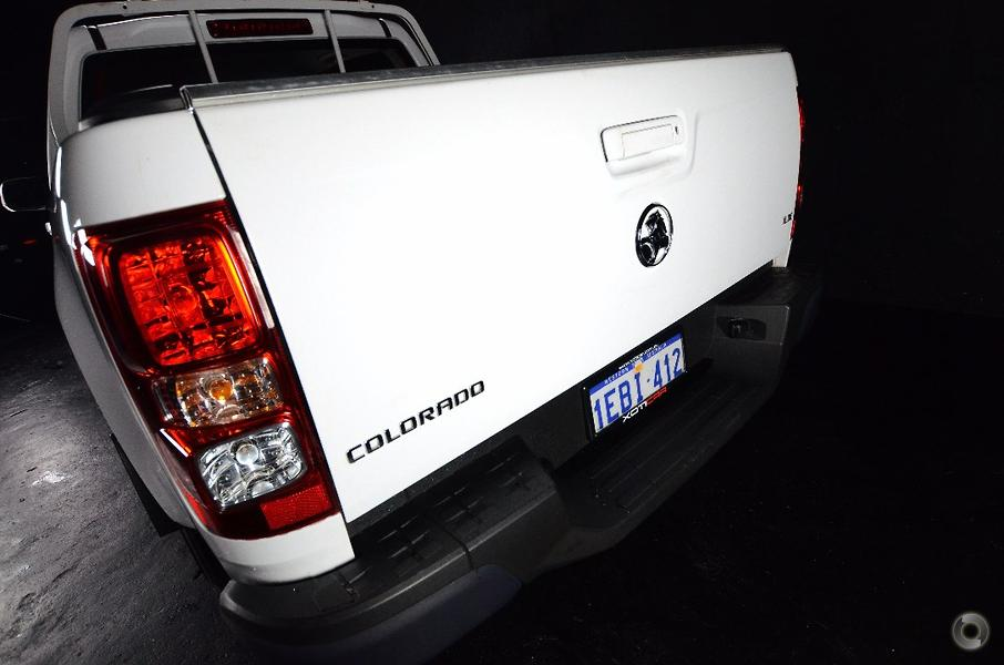 2012 Holden Colorado LX RG Auto MY13