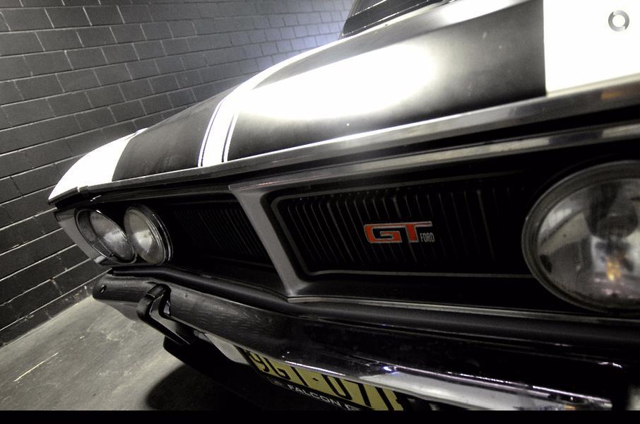 1971 Ford Falcon GT XY Auto