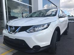 2017 Nissan QASHQAI N-SPORT J11 Auto Automatic