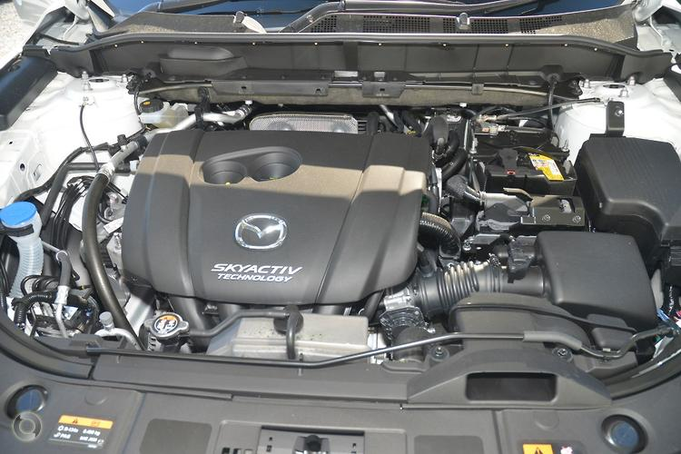 2017 Mazda CX-5 Maxx KF Series Manual FWD