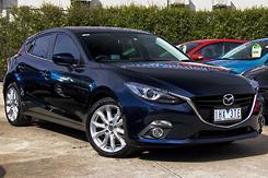 2015 Mazda 3 SP25 GT Auto Automatic