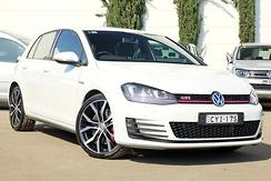 2014 Volkswagen Golf GTI Performance 7 Auto MY14 Automatic