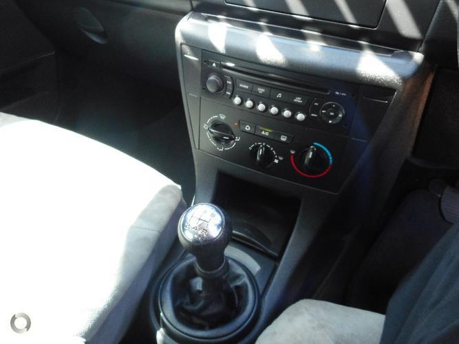 2006 Citroen C4 HDi Manual