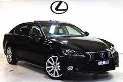 2014 Lexus GS450h Sports Luxury Auto Automatic