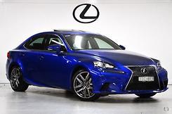 2015 Lexus IS200t F Sport Auto Automatic
