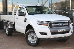 2016 Ford Ranger XL Hi-Rider PX MkII Auto 4x2 Double Cab Automatic
