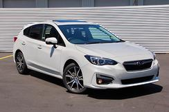 2017 Subaru Impreza 2.0i Premium G5 Auto AWD MY17 Automatic