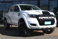 2015 Ford Ranger XL PX Manual 4x4 Double Cab Manual