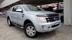 2012 Ford Ranger XLT PX Auto 4x4 Double Cab Automatic