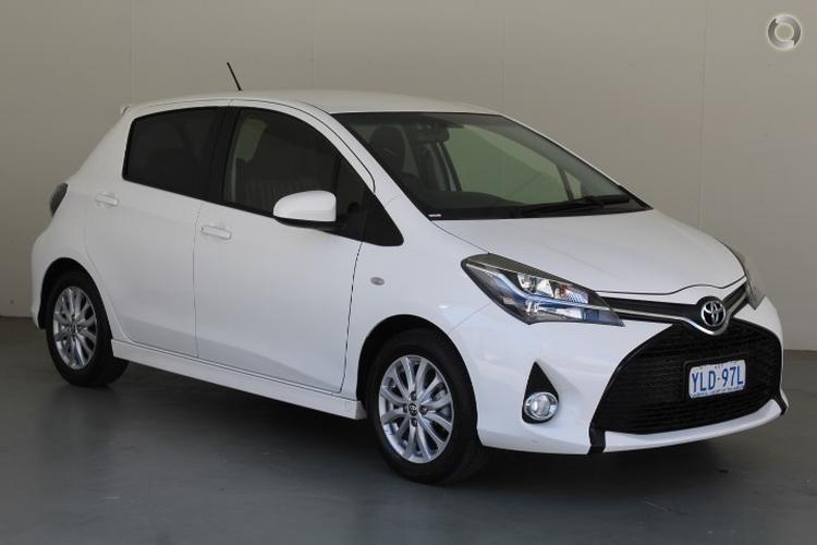 2015 Toyota Yaris ZR Auto