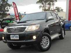 2013 Toyota Hilux SR5 Auto 4x4 MY14 Double Cab Automatic