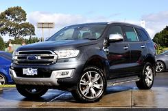 2015 Ford Everest Titanium UA Auto 4x4 Automatic