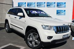 2011 Jeep Grand Cherokee Limited Auto 4x4 MY11 Automatic