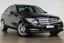 2011 Mercedes-Benz C250 BlueEFFICIENCY Avantgarde Auto MY11 Automatic
