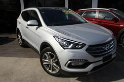 2016 Hyundai Santa Fe Highlander Auto 4x4 MY17 Automatic