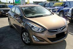 2015 Hyundai Elantra Active Auto Automatic