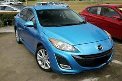 2009 Mazda 3 SP25 BL Series 1 Manual Manual