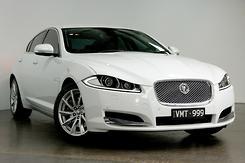 2013 Jaguar XF Luxury Auto MY13 Automatic