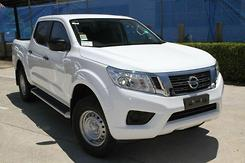 2017 Nissan Navara SL D23 Series 2 Manual 4x4 Dual Cab Manual